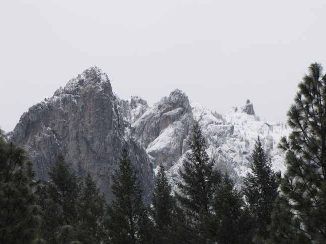 Castle Crags,Ca
